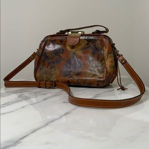 "Patricia Nash ""Antica"" Crossbody Purse"